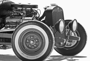 Hot Rod Front