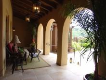 33_Family rm kitchen veranda